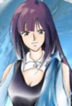 Roux Louka from Gundam ZZ