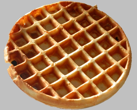 Do toi l'amour waffles?