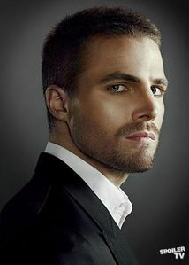 Stephen looking unbelievably f***ing sexy with stubble<3