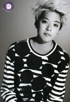 I'm surprised no one hadn't answered this before me: the one and only Amber Liu.