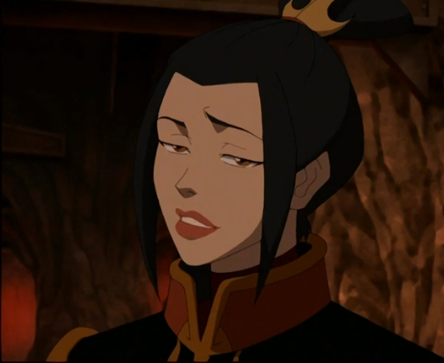 Avatar the Last Airbender; plus specifically Azula.
