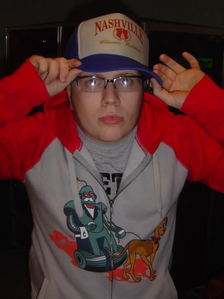 Two words.......PATRICK STUMP! x3 now I don't like him anymore x3