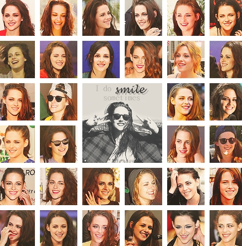 a collage of K Stew<3
