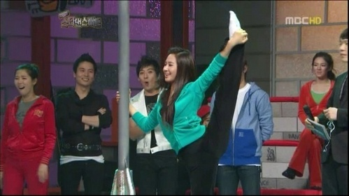 Mine; 1.)YuRi 2.)Sunny 3.)Hyoyeon 4.)Yoona 5.)Seohyun 6.)Jessica 7.)Taeyeon 8.)Tiffany 9.)Sooyoung :)