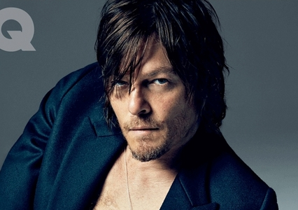 Norman Reedus, he is 24 years older than me.
