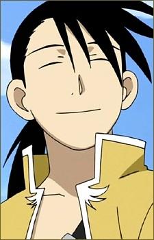Ling Yao from Fullmetal Alchemist: Brotherhood.