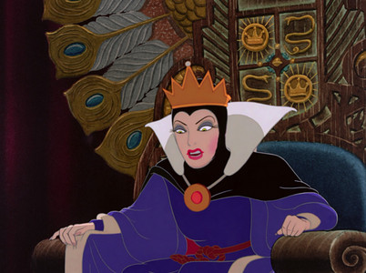 The Evil 皇后乐队 from Snow White