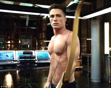 Colton shirtless<3