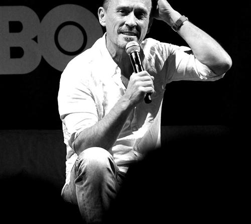 Rob at a Con