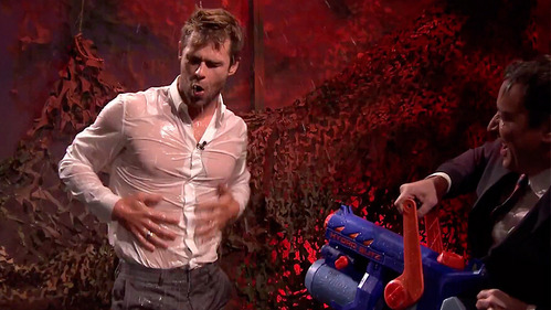 wet,hot Thor<3