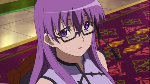 Shēre from Akame Ga Kill. She's dead sadly.