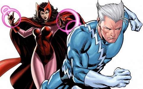Wanda and Pietro. Everybody else can go die for all I care.