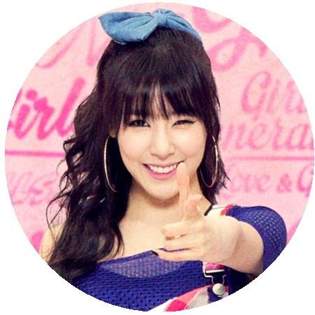 1.)Tiffany 2.)Jessica 3.)Seohyun 4.)Yoona 5.)Yuri 6.)Sunny 7.)Sooyoung 8.)Taeyeon 9.)Hyoyeon