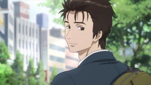 1. Yoh Asakura (Shaman King) 2. Kaneki Ken (Tokyo Ghoul) 3. Shinichi Izumi (Parayste -the maxim- )