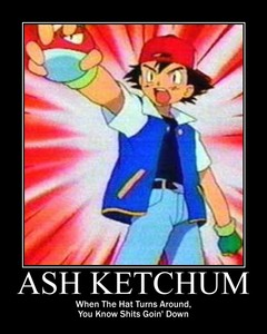 Ash-Pokemon