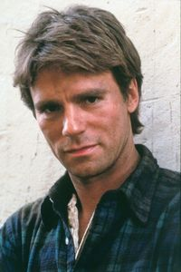 """Richard Dean Anderson: 1. """"MacGyver"""" - both the TV دکھائیں and the movies. 2. """"Stargate SG1"""" I would watch him in """"Legend"""" too if I could find the DVD's for the show."""