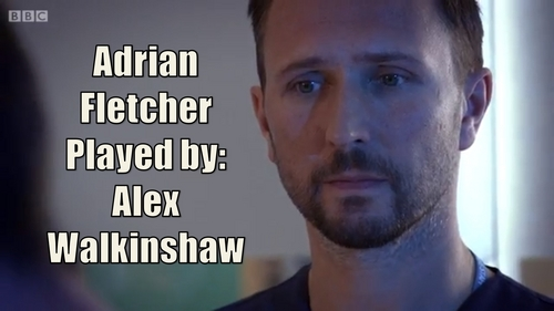 Alex Walkinshaw The Bill and Holby City <3