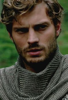 my Irish hotty,Jamie with stubble<3