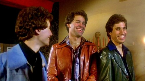 Barry, Paul and Joey looking happy :)
