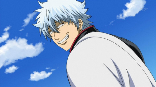 1.Gintoki Sakata from Gintama 2. Touma Kamijou from To aru Majutsu no Index 3.Guts from Berserk