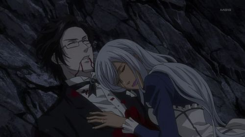 Em...sorta two characters who I really ship and who everyone else hates; Claude Faustus and Hannah Anafeloz form Black Butler II.