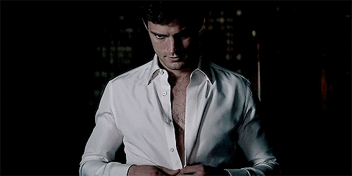 Jamie in a white shirt<3