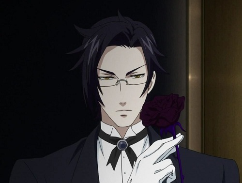 Claude Faustus from Black Butler I know most people hate but he's my favorite.