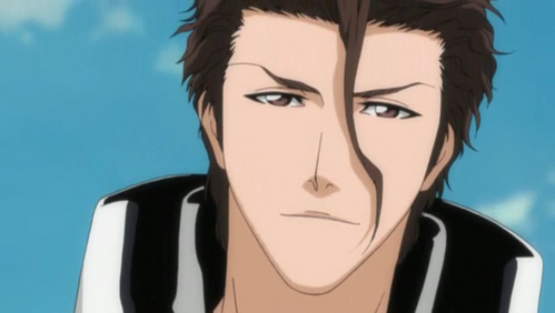 Sosuke Aizen i can t help but like this guy despite he is arrogant and a jerk he is awesome