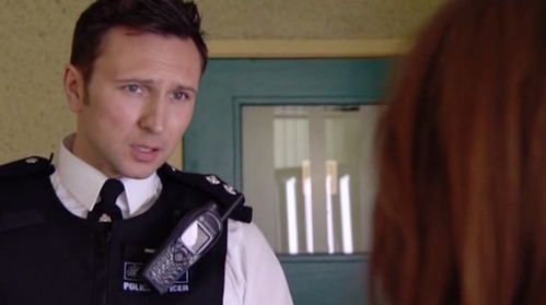 Alex Walkinshaw as Smithy on The Bill.