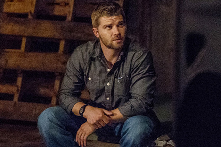 Mike Vogel from Under the Dome.Can't wait for season 3 to start on June 25!!!!!!