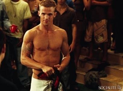 Cam Gigandet shirtless<3