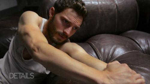 Jamie's sexy arms<3