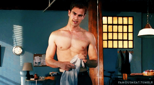 I مزید than like,I LOVE Theo's body.I wanna lick him all over<3