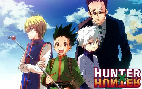 I pag-ibig Hunter x Hunter (2011) but it just drives me crazy that Kurapika's hair got longer xD