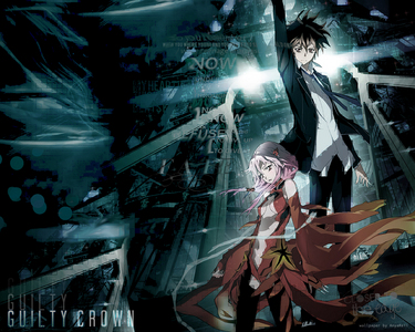 Guilty Crown It already has some awesome characters but the story was the one that needs fixing especially the ending! And it needs a decent villain