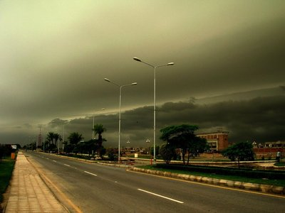 Pakistan :) its the pic of Lahore , my city .....