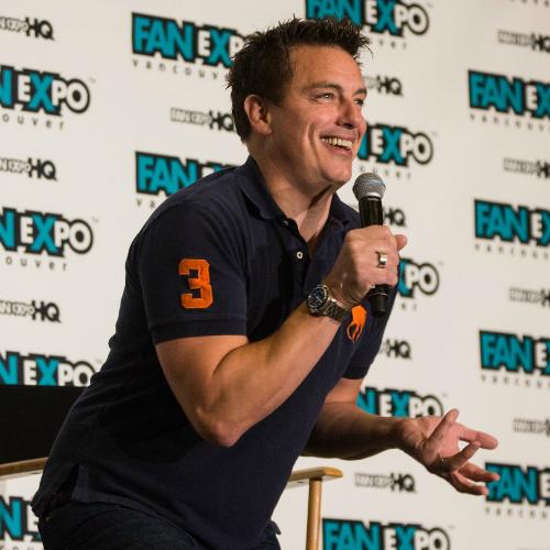 Johns smile :)