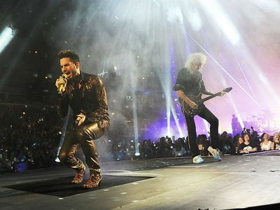 Adam in concert<3