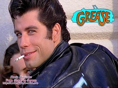 John in Grease :)