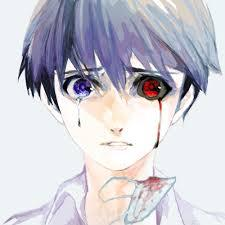 ken kaneki from tokyo ghoul this guy life is one tragedy after another