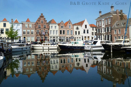 The Netherlands. This is a picture of my hometown, Goes. (:
