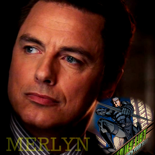 Malcolm Merlyn.