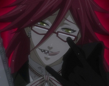Grell from black butler ♥