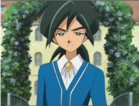 I am currently so so so much obsessed with this guy. He is Fakir from Princess Tutu. He is so damn hot and sexy..