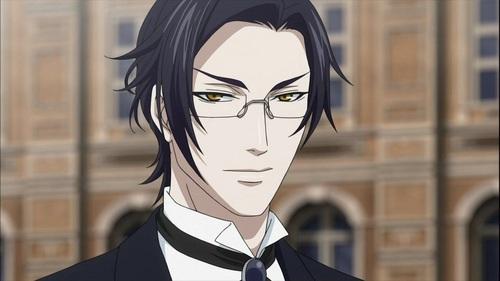 Claude Faustus from Black Butler II