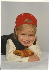 Me at age 3...? I always assume I was 3 here. Anyway, enjoy!