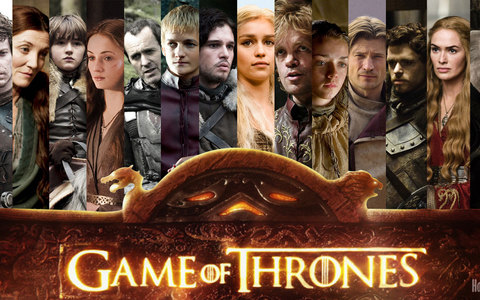 The season 5 finale of Game of Thrones. Tomorrow! So excited~