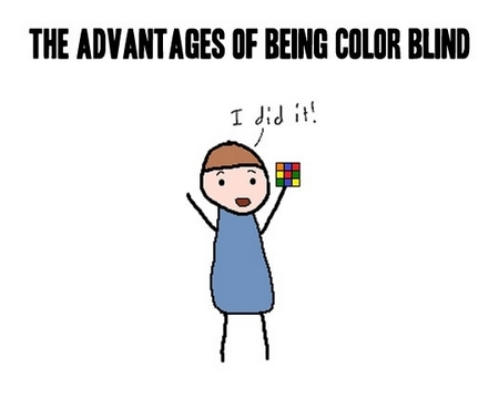 maybe if i were colorblind