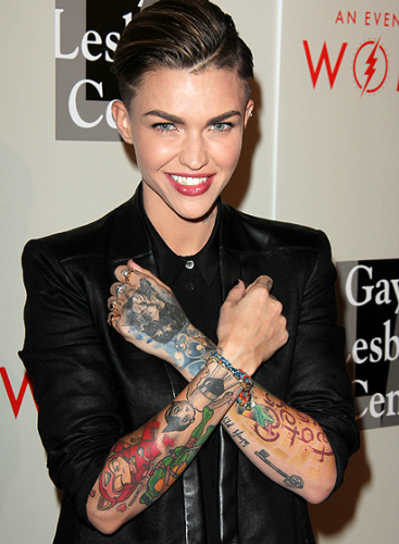 Ruby Rose = Stunning!