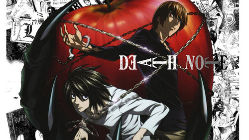I would like to live in the world of Death Note. Insane, yes, but, do you know who you're talking to